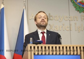 Czech foreign minister to visit Yerevan