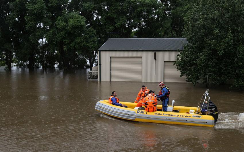 В Австралии из-за наводнений эвакуировали до 20 тысяч человек