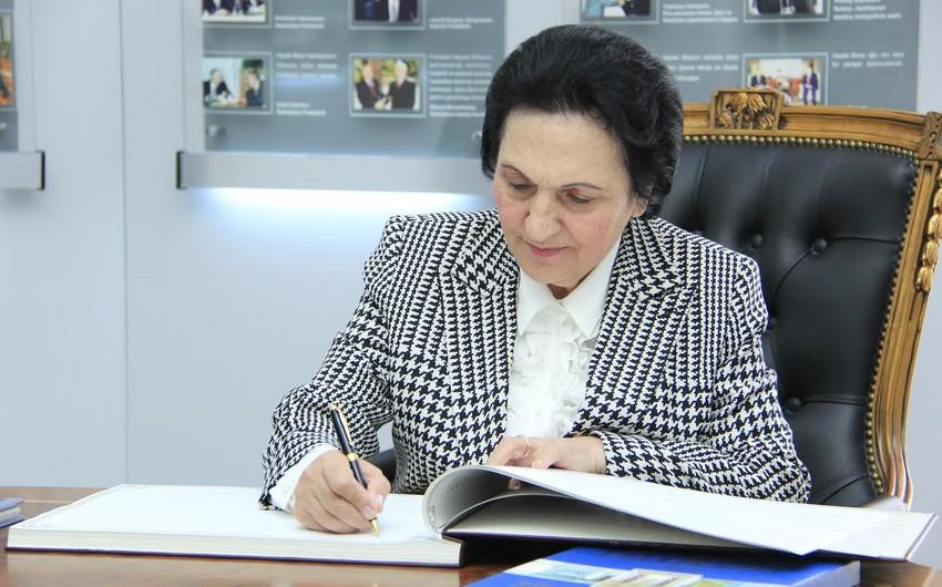 """BSU-nun professor-müəllim heyəti DTX-da """"Şöhrət"""" muzeyini ziyarət edib"""