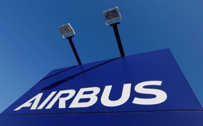 """""""Airbus""""un səhmlərinin dəyəri azalıb"""