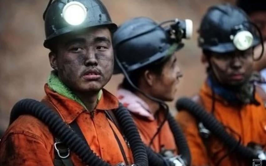 Çində şaxtada baş vermiş partlayışda azı 5 nəfər ölüb