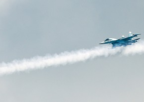 Su-34 fighter crashes in Russia