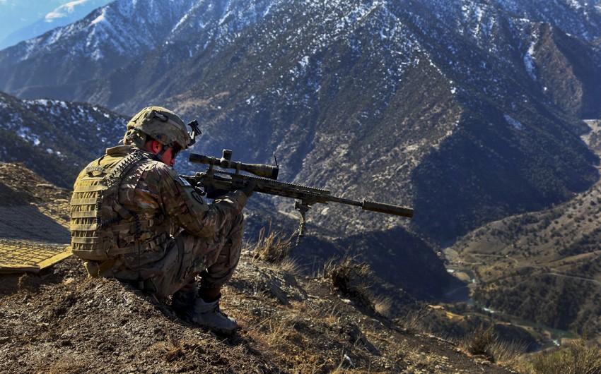 Ermənistan silahlı qüvvələri atəşkəs rejimini 128 dəfə pozub