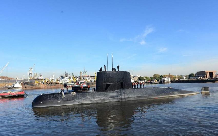 Argentinanın müdafiə naziri: Sualtı qayığın dənizdən çıxarılmasına 4 milyard dollar xərcləmək ağılsızlıqdır