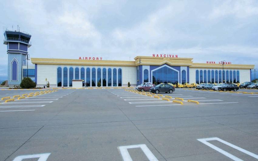 Naxçıvan aeroportunda havanın dumanlı olması səbəbindən aviareys təxirə salınıb