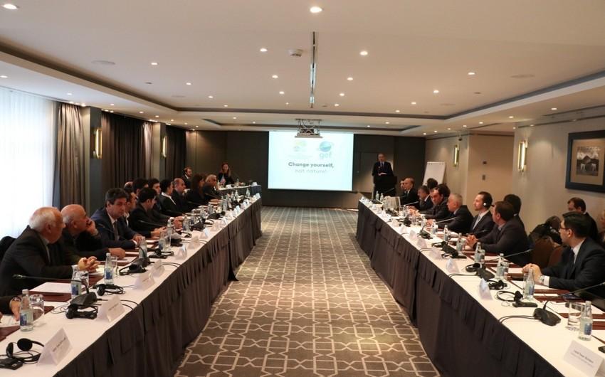 Azərbaycanda Qlobal Ekologiya Fondunun Milli Dialoq seminarı keçirilib