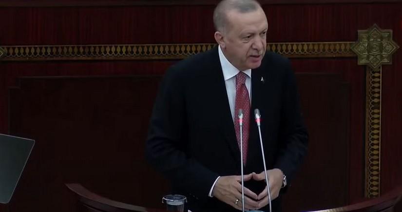 Erdogan: Turkey will take necessary steps as soon as Armenia solves problems with Azerbaijan