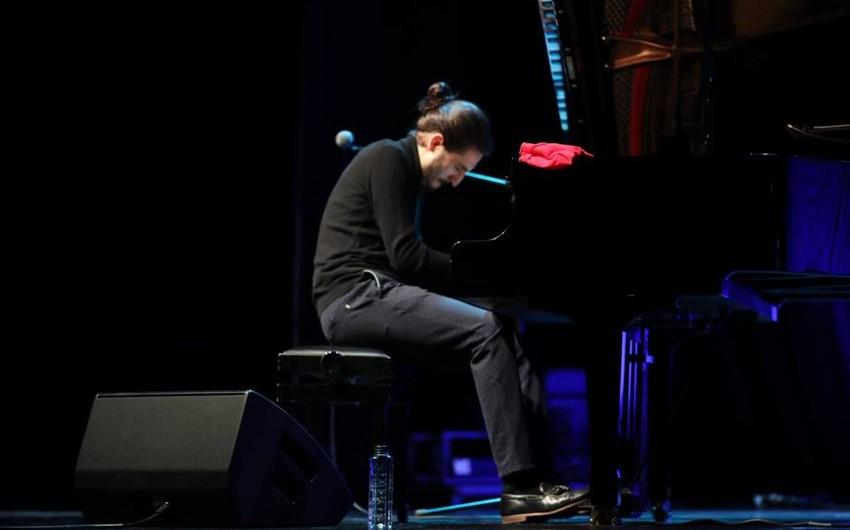 İsfar Sarabski Rumıniyada konsert proqramı ilə çıxış edib