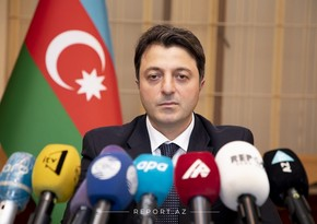 Tural Gəncəli AŞPA-da Ermənistanın mina xəritələrini verməməsindən danışıb