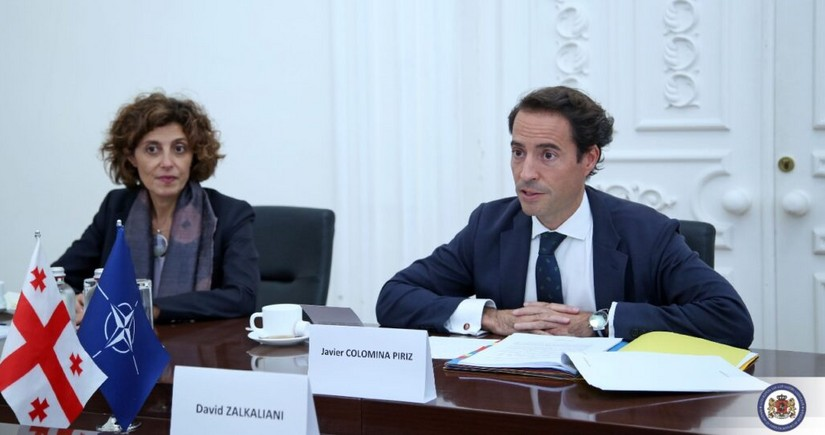 Georgia plays an important role in Azerbaijani-Armenian relations - NATO rep
