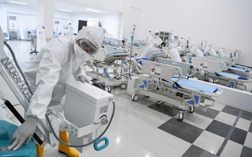Gürcüstanda koronavirusa yoluxanların sayı 810-a çatdı