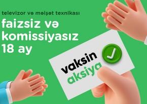 """Vaksinasiya sənədini gətir, """"Kontakt Home""""dan xüsusi şərtlərlə kredit al"""