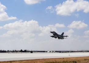 Azerbaijani military pilots complete next tasks in Anatolian Eagle - 2021 Exercises