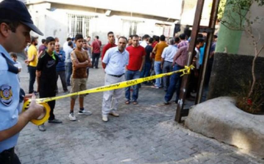 Türkiyədə motosikletin partlaması nəticəsində 7 nəfər yaralanıb