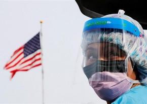 ABŞ-da koronavirusa yoluxanların sayı 3,83 milyonu keçdi