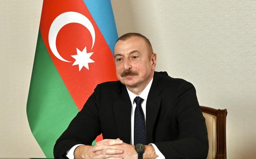 Azerbaijani, Turkmen Presidents meet in video conference