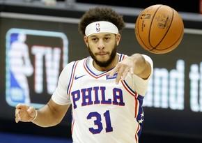 Basketbolçu oyun vaxtı koronavirusa yoluxduğunu öyrənib