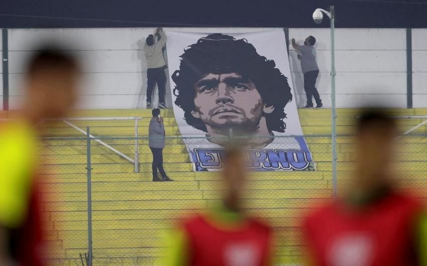 FIFA bütün 211 assosiasiyaya Maradona ilə bağlı müraciət etdi
