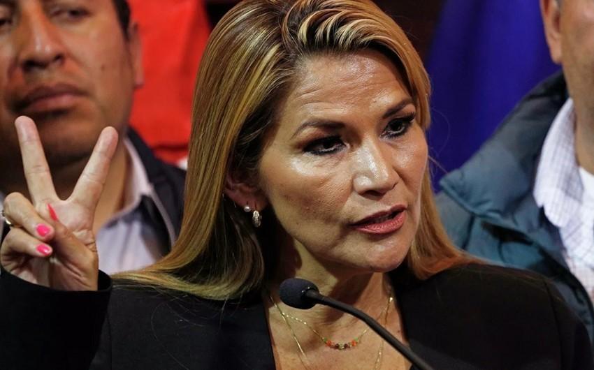 Бывшая и.о. президента Боливии пряталась от полиции под кроватью
