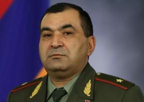 Ermənistanda Nikol Paşinyanı ələ salan general-leytenant vəzifəsindən qovuldu