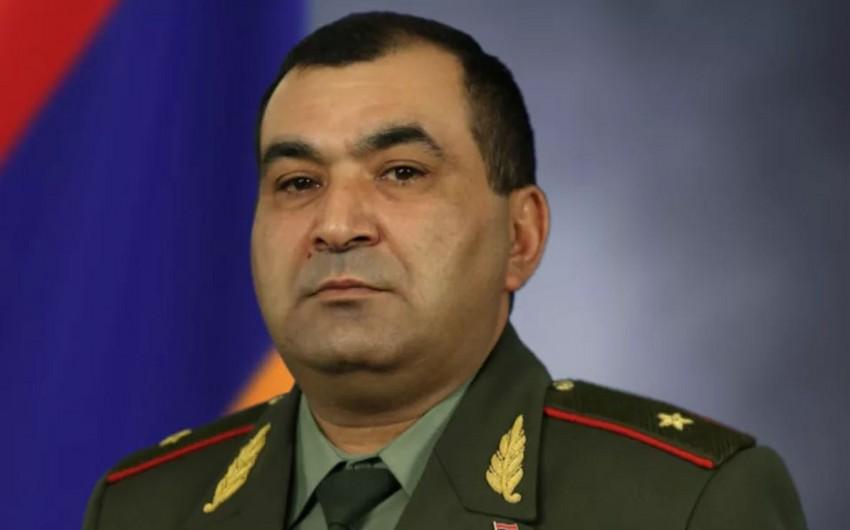 Lieutenant-general who made fun of Pashinyan dismissed in Armenia