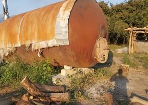 Qaxda qeyri-qanuni yolla ağac kömürü istehsal edən 2 ocaqxana aşkarlanıb
