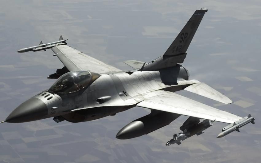 NATO təyyarəsi Avstriyanın hava məkanını pozub
