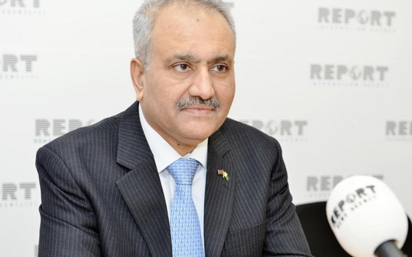 Pakistan səfiri: Bizim düşmənlərimiz Azərbaycan və Pakistanın inkişafını istəmir