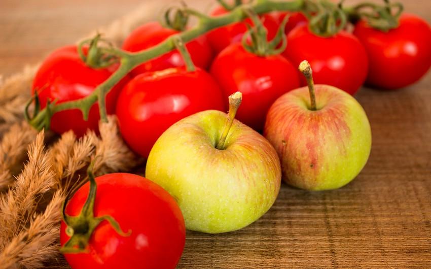 Россельхознадзор дал добро на поставку помидоров и яблок из Азербайджана