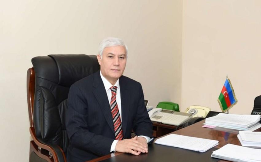 Süleyman İsmayılov PA-nın Vətəndaşların müraciətləri ilə iş şöbəsinin müdiri təyin edilib