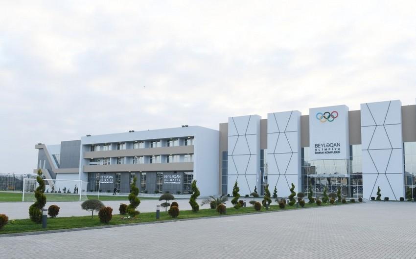 Beyləqan Olimpiya İdman Kompleksi MMC kimi dövlət qeydiyyatına alınıb