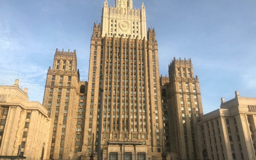 Moscow: Karabakh conflict can be resolved solely through political and diplomatic means