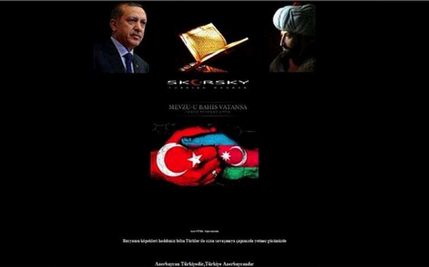 KİV: Türk hakerlər Ermənistan strukturlarının saytlarını dağıdıb