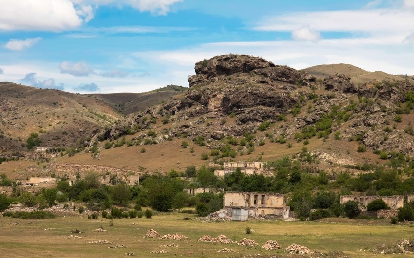 26 years passed since occupation of Qubadli region by Armenians
