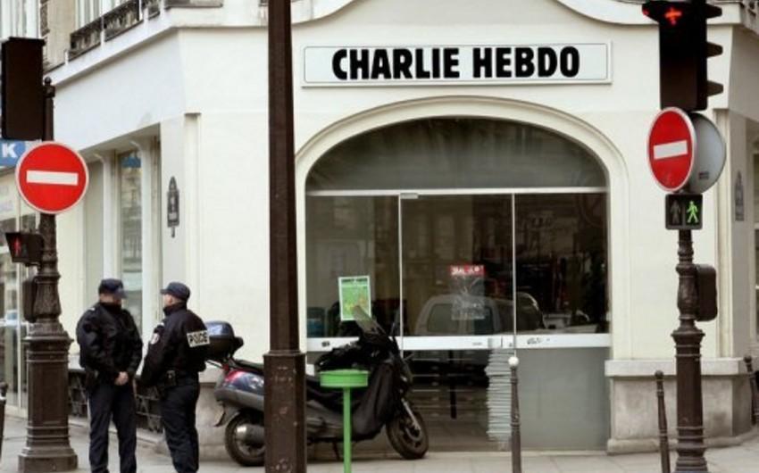 Parisdə jurnal redaksiyasında atışmada 10 nəfər ölüb