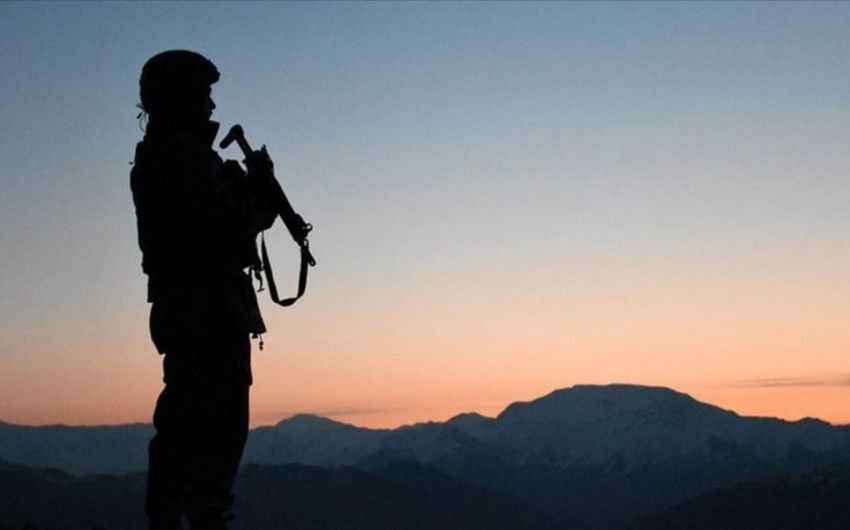 Türkiyədə PKK ilə atışma zamanı 1 nəfər həlak olub, 5 nəfər yaralanıb