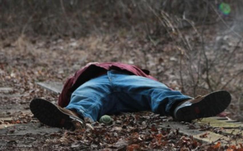 В Имишли найден труп мужчины