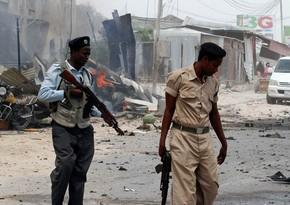 В центре столицы Сомали произошел взрыв