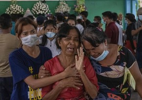 ООН сообщила о гибели 107 человек на субботних протестах в Мьянме