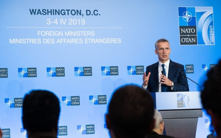 NATO chief: Azerbaijan works closely with NATO to restore international peace and security