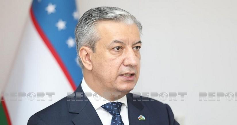 Посол: Узбекский бизнес участвует в развитии экономики Азербайджана