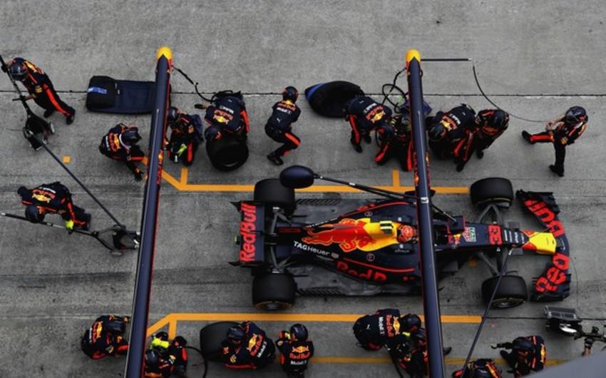 """""""Formula 1""""də pit-stop rekordu müəyyənləşib - VİDEO"""