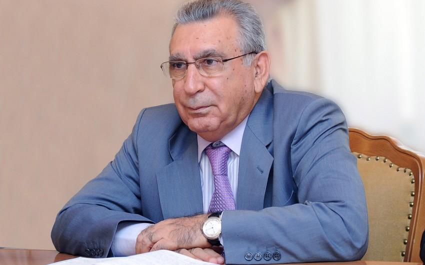 Ramiz Mehdiyev Əfqanıstan Təhlükəsizlik Şurasının katibini qəbul edib