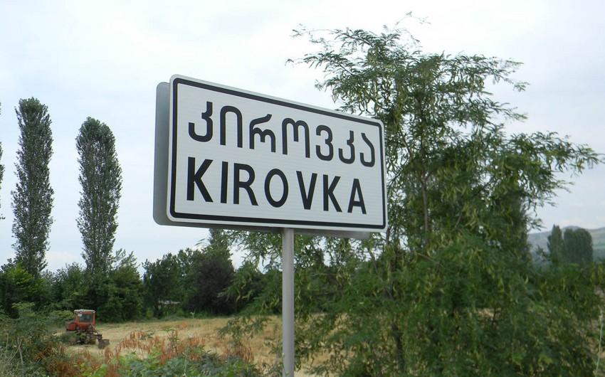 Gürcüstanda azərbaycanlıların yaşadığı 4 kənddə su yoxdur, azərbaycanlı deputat isə bunu təkzib edir