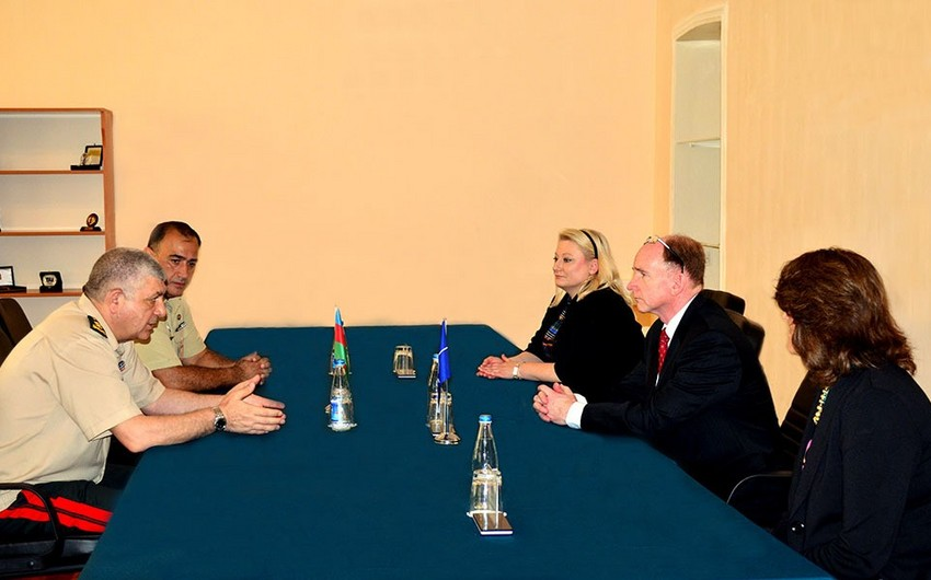Baku hosts a working meeting with NATO experts in the field of education