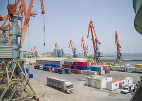 Грузооборот Бакинского порта вырос на 17%