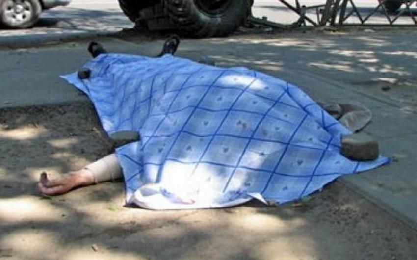 Suraxanı rayonunda traktorun vurduğu piyada ölüb