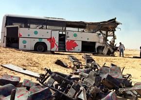 Meksikada iki avtobusun toqquşması zamanı 16 nəfər həlak olub