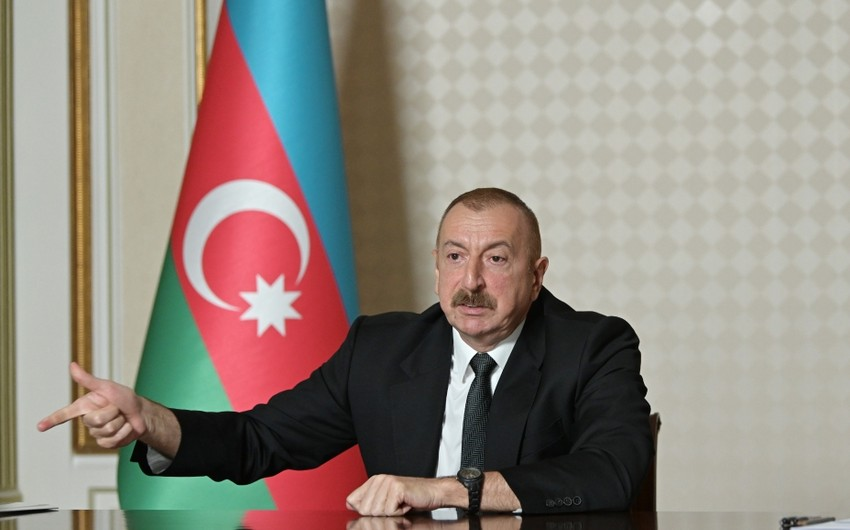 President: The statement does not say a word about the status of Nagorno-Karabakh