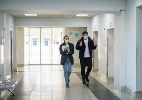 Мэр Тбилиси выписан из больницы